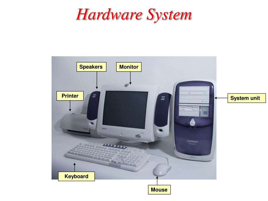 Hardware System