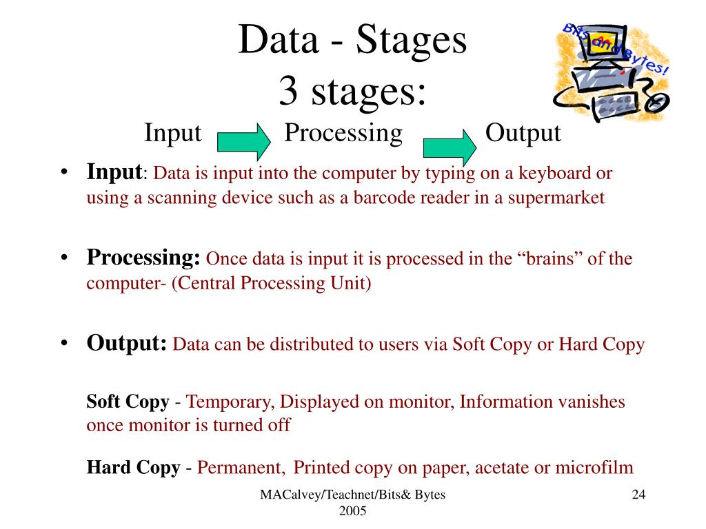 Data - Stages