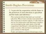 smith hughes provisions13