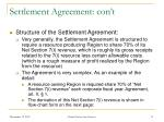settlement agreement con t
