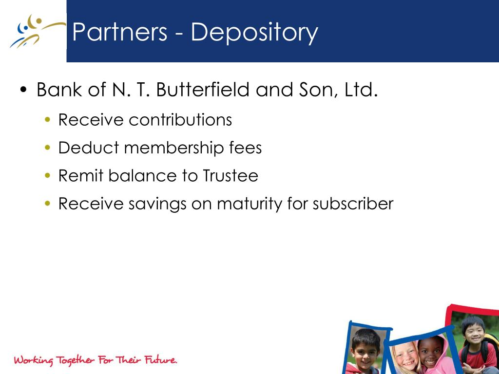 Partners - Depository