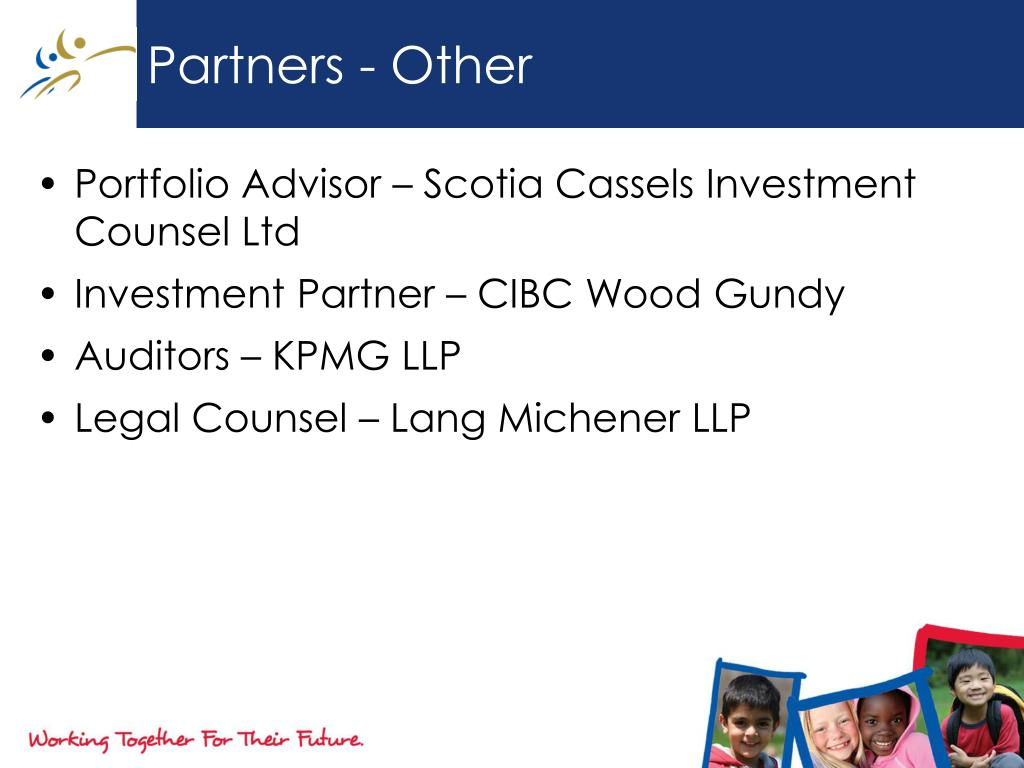 Partners - Other