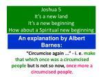 joshua 5 it s a new land it s a new beginning how about a spiritual new beginning22