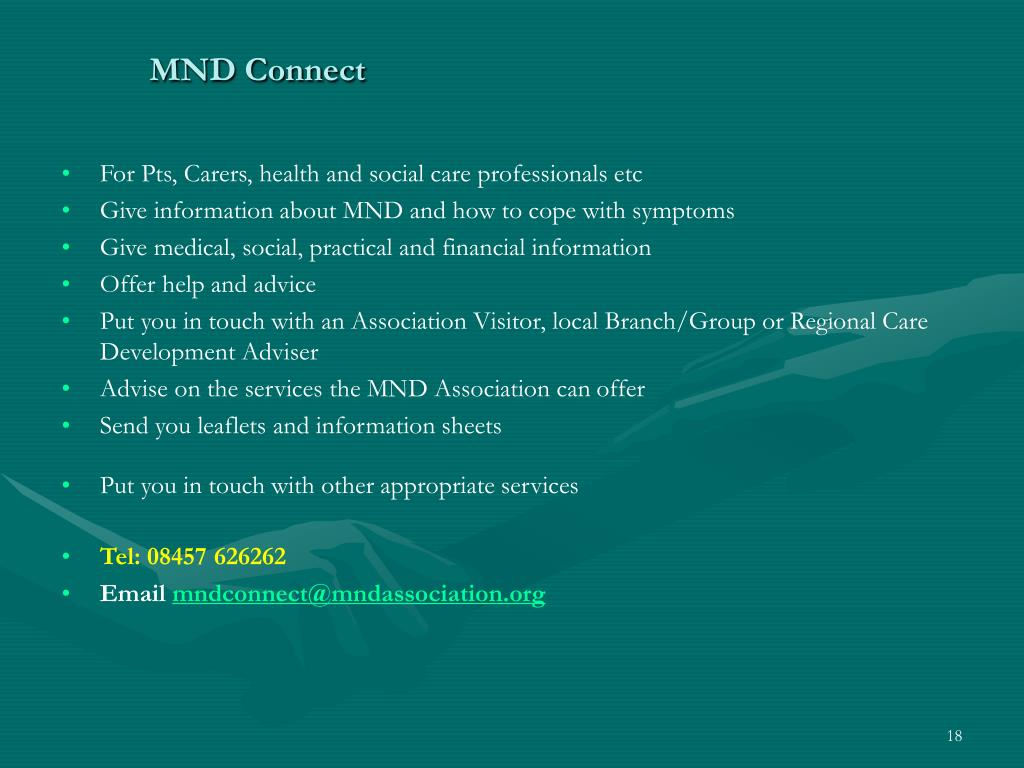 MND Connect