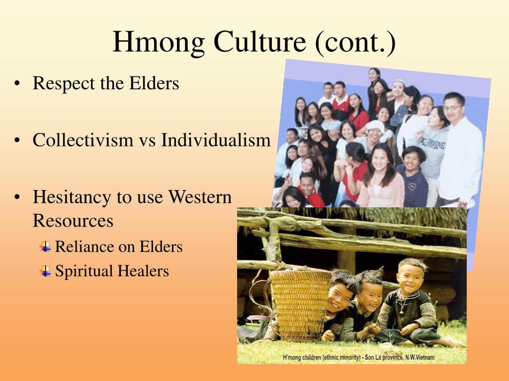 Hmong Culture (cont.)