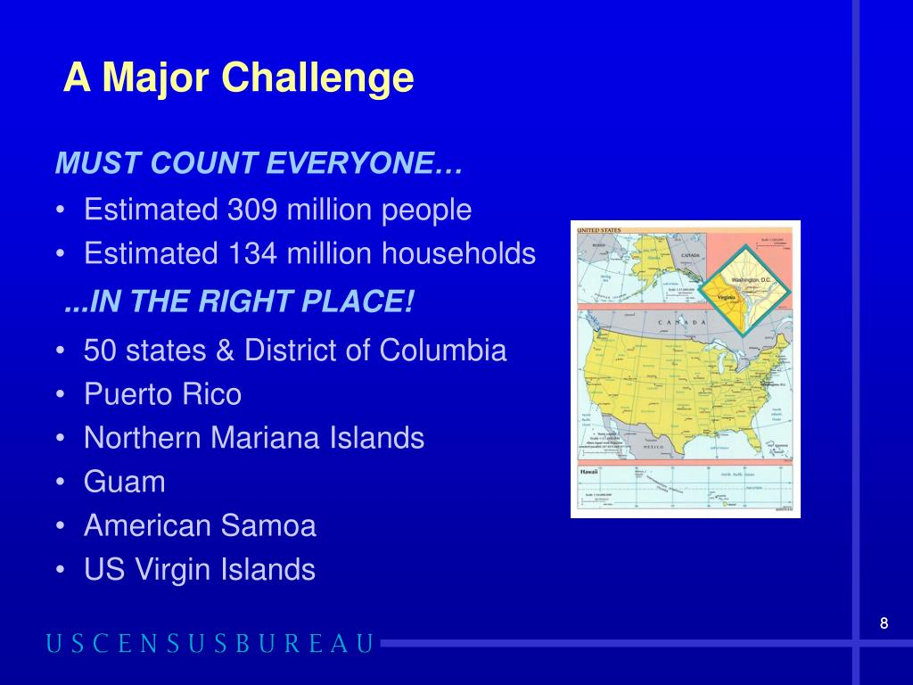 A Major Challenge