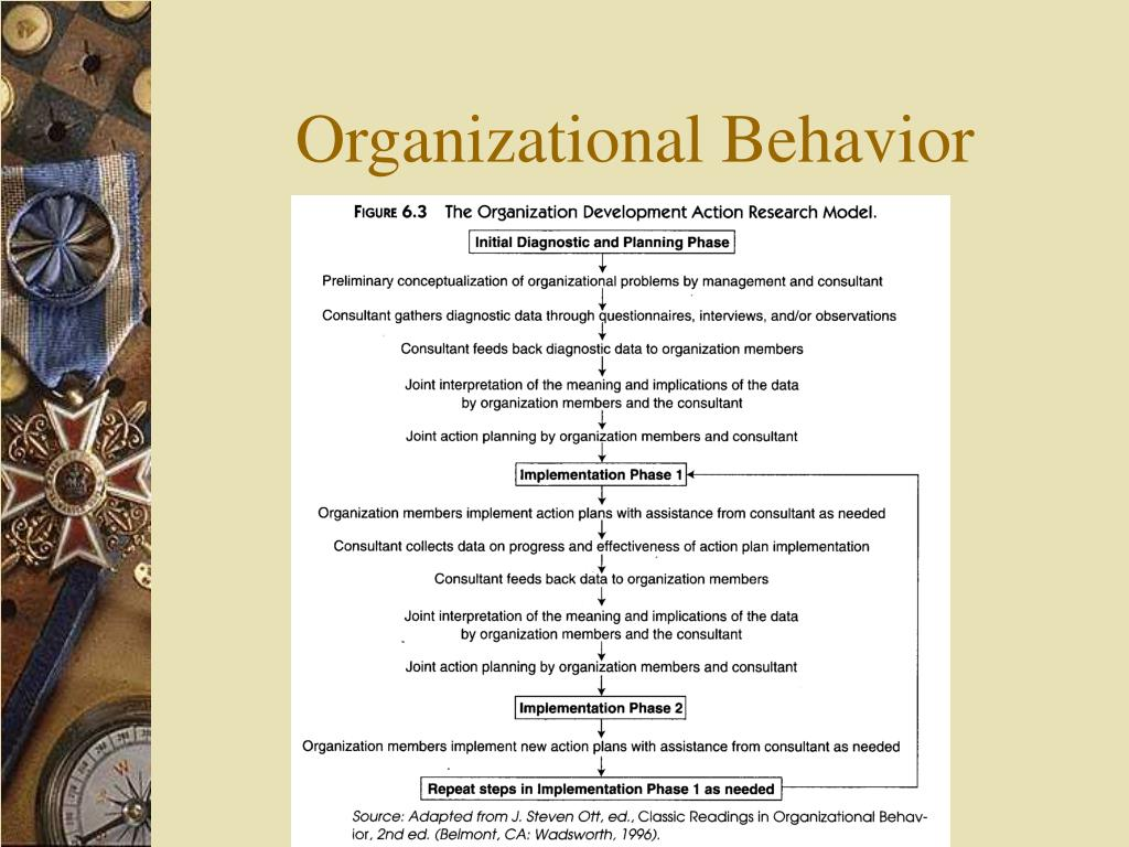 organizational behavorior Special issue: micro-foundations of sustainability 2015 job best paper award: which comes first, organizational culture or performance a longitudinal study of.