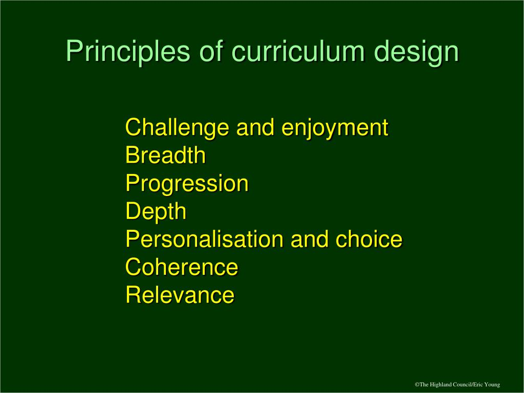 understanding the curriculum values and principles Principle 1promotes core values  challenging academic curriculum  eleven principles of effective character education 1.