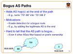 bogus as paths24