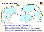 prefix hijacking