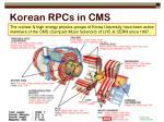 korean rpcs in cms