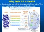 why web 2 0 is useful