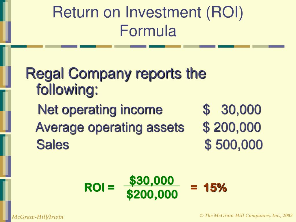 investment and return Want to calculate your return on investment or calculate what-if scenarios based on different investment amounts use our investment return calculator and get started.