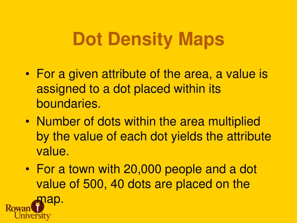 Dot Density Maps