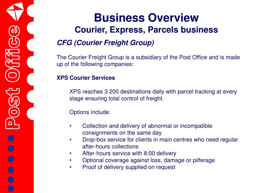 overview of courier and delivery industry Best couriers in perth  pick up and delivery flexible same-day courier service  with over 15 years experience in the industry and relocating everything.