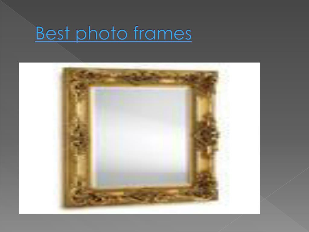 Best photo frames