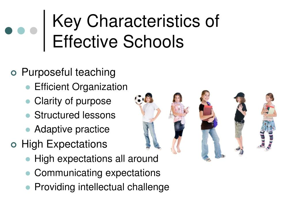 Qualities of effective school board members