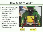 how do rops work12
