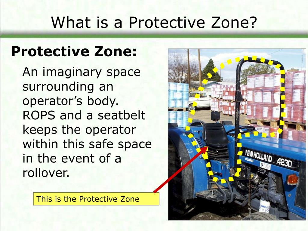 What is a Protective Zone?