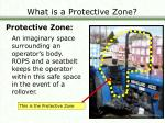 what is a protective zone