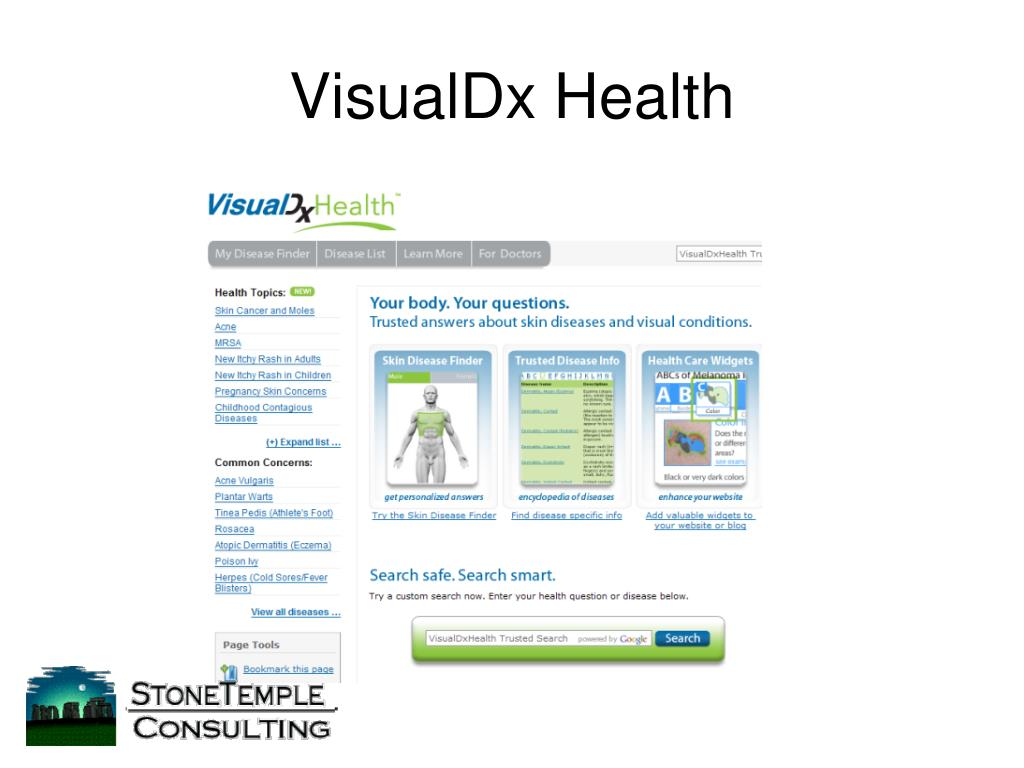 VisualDx Health