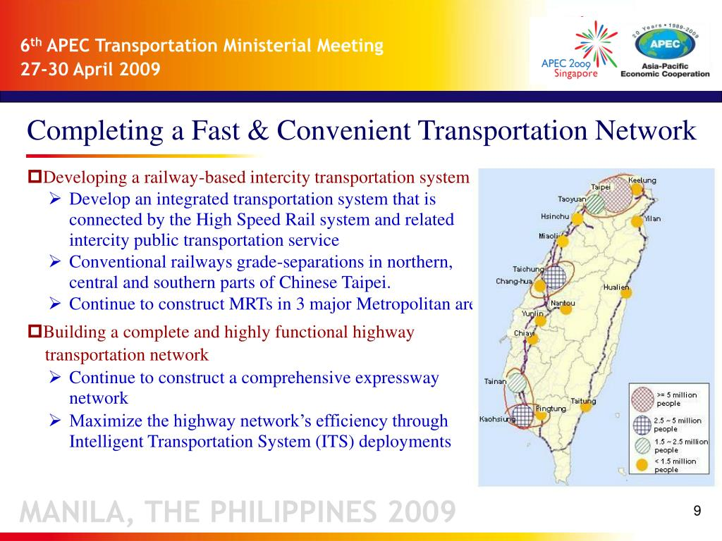Completing a Fast & Convenient Transportation Network