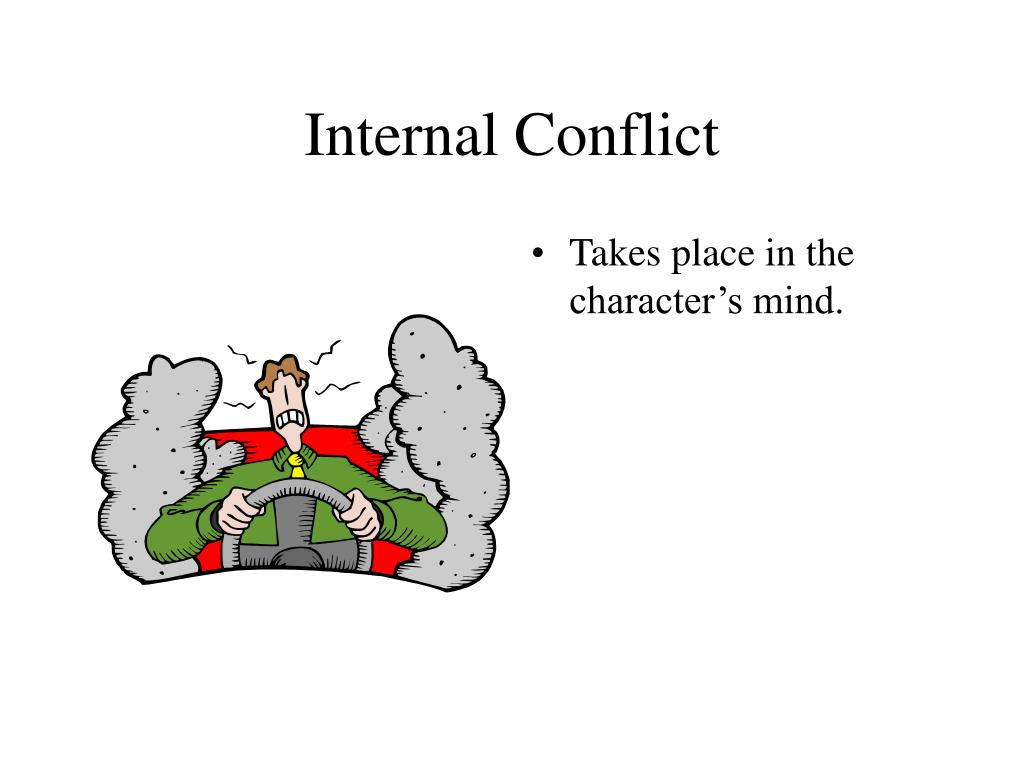 the presentation of the conflict between Effective leaders must differentiate between conflict that will boost productivity and  the conflict resolution model  interactive-style presentation.