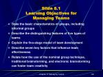 slide 8 1 learning objectives for managing teams