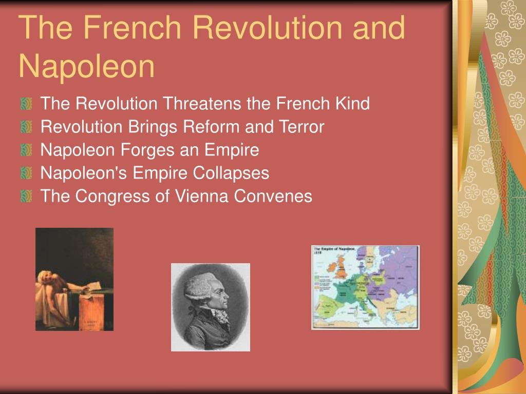 The French Revolution and