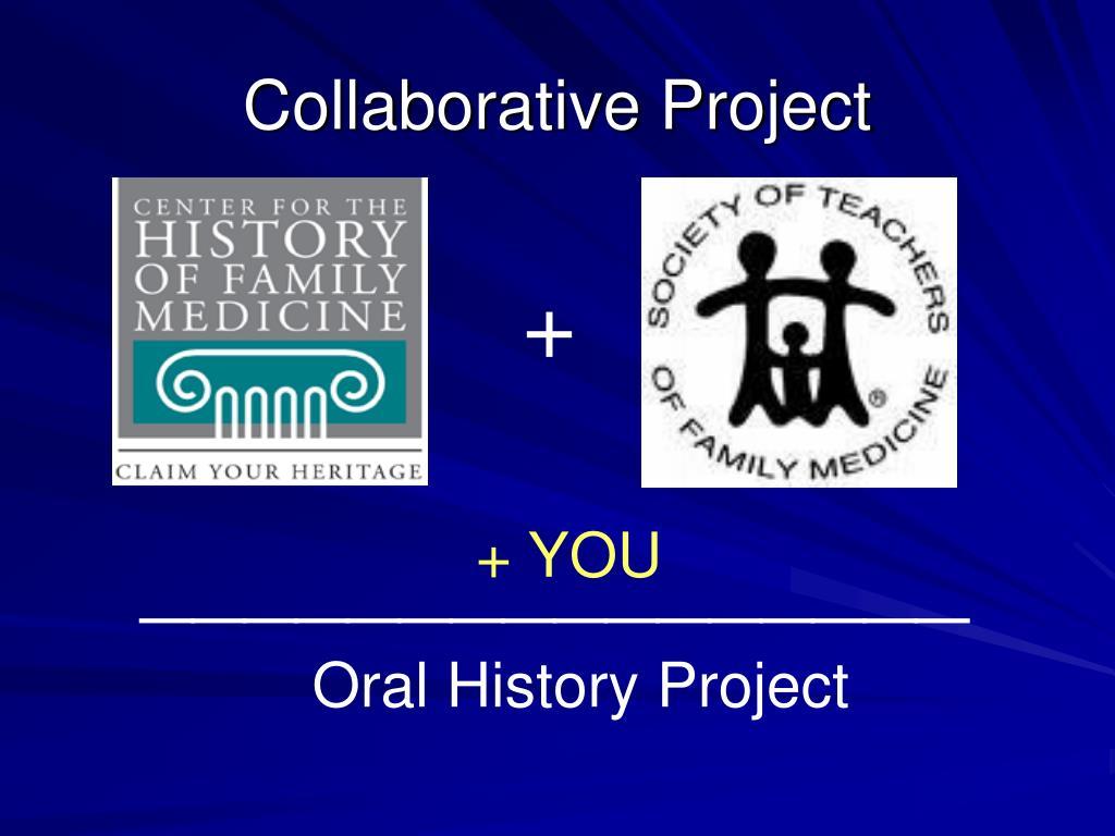 Collaborative Project