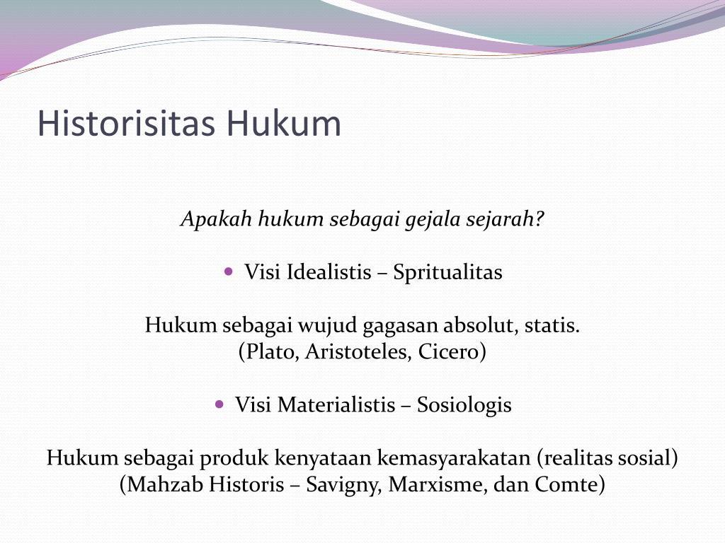 Historisitas