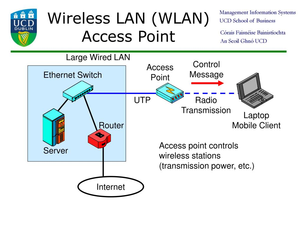 Wireless LAN (WLAN) Access Point