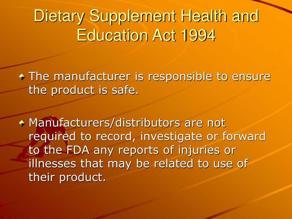 are dietary supplements really safe essay Forget diet drugs lose weight naturally with these 7 supplements you've never heard of that research shows really work to peel off pounds.