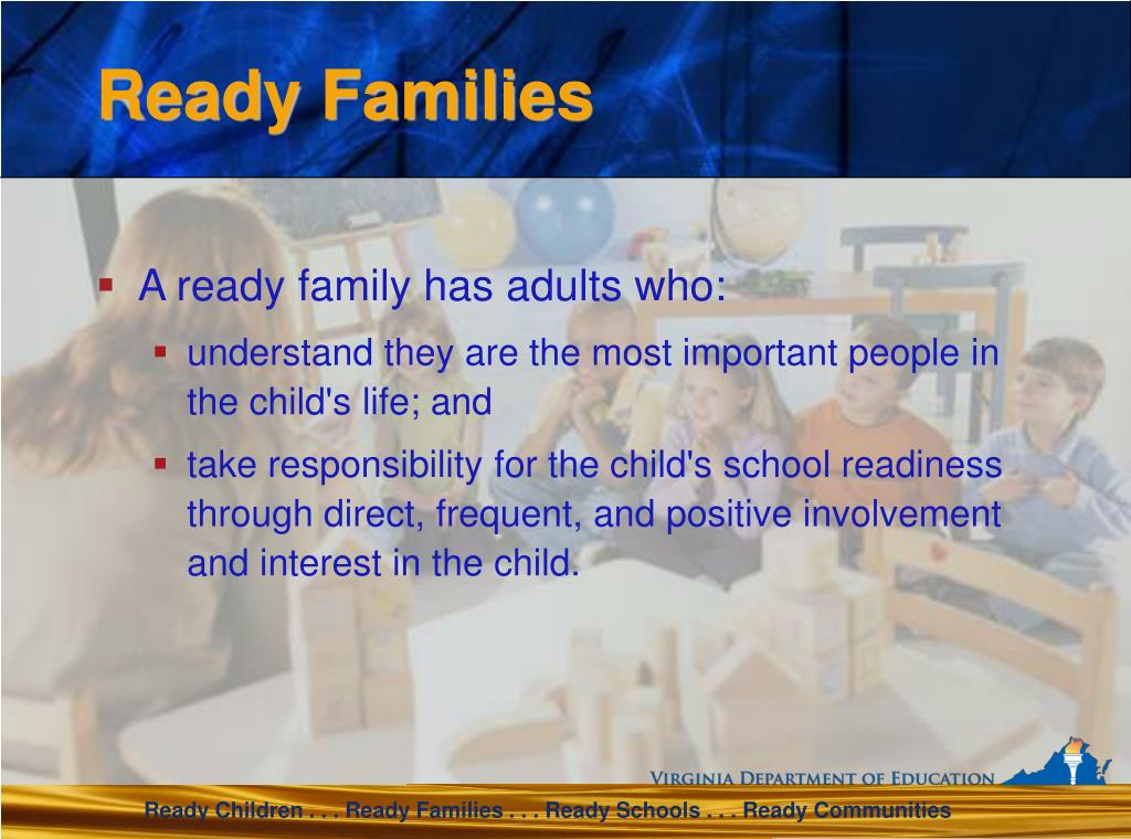 Ready Families