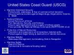 united states coast guard uscg