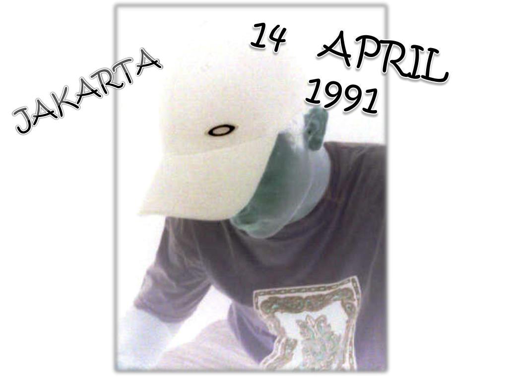 14   APRIL   1991