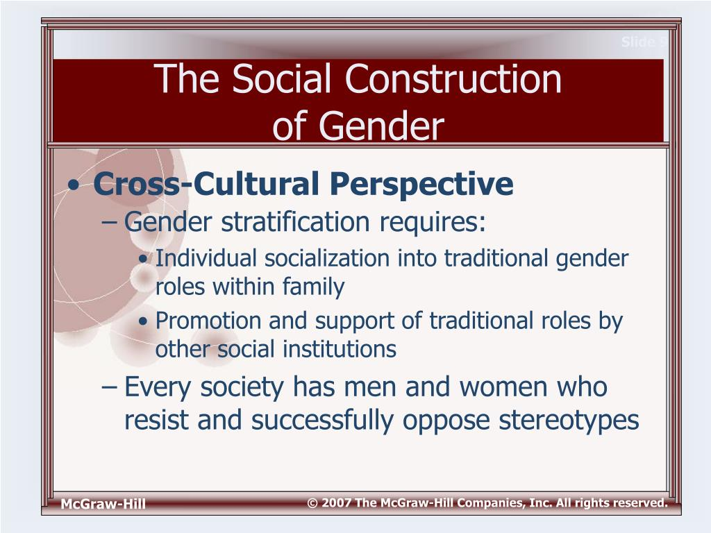 the social construction of gender essay 42 the social construction of gender essay examples from best writing service eliteessaywriters™ get more argumentative, persuasive the social construction of gender essay samples and other.