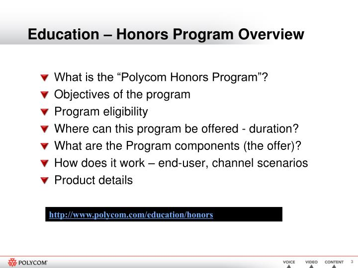 Education honors program overview l.jpg