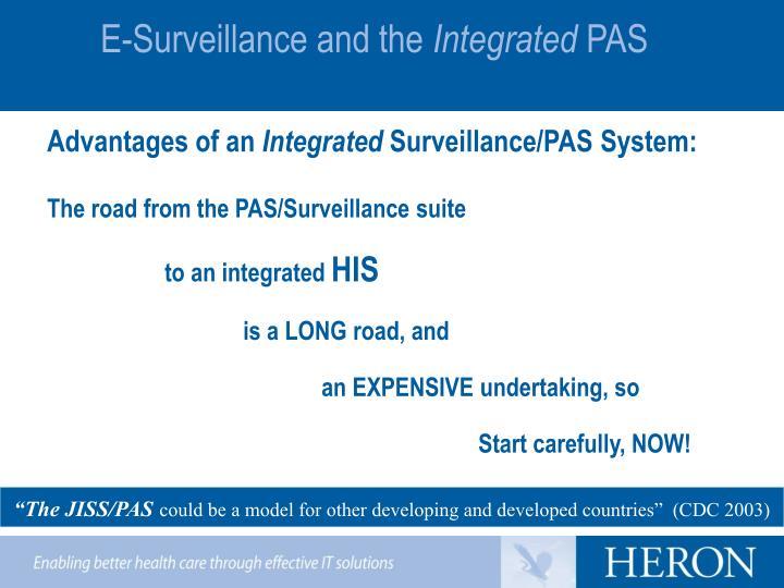 E-Surveillance and the
