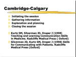 cambridge calgary
