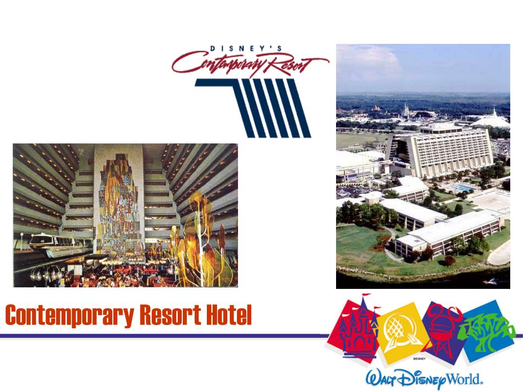 Contemporary Resort Hotel