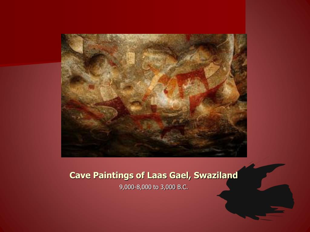 Cave Paintings of Laas Gael, Swaziland