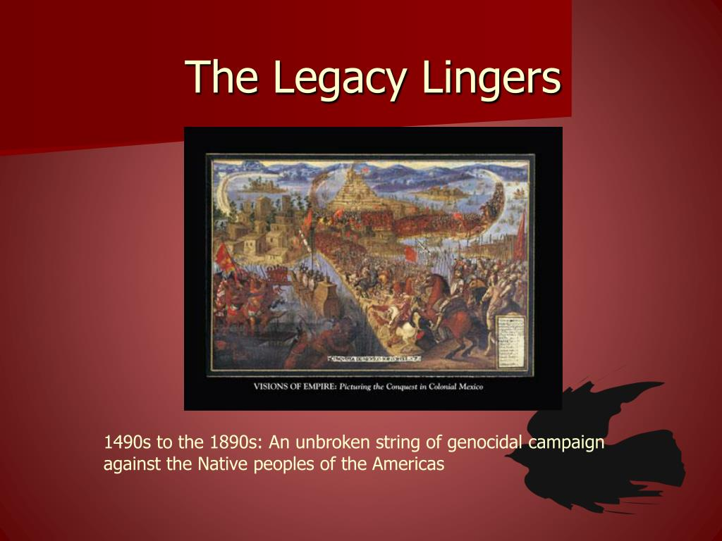 The Legacy Lingers