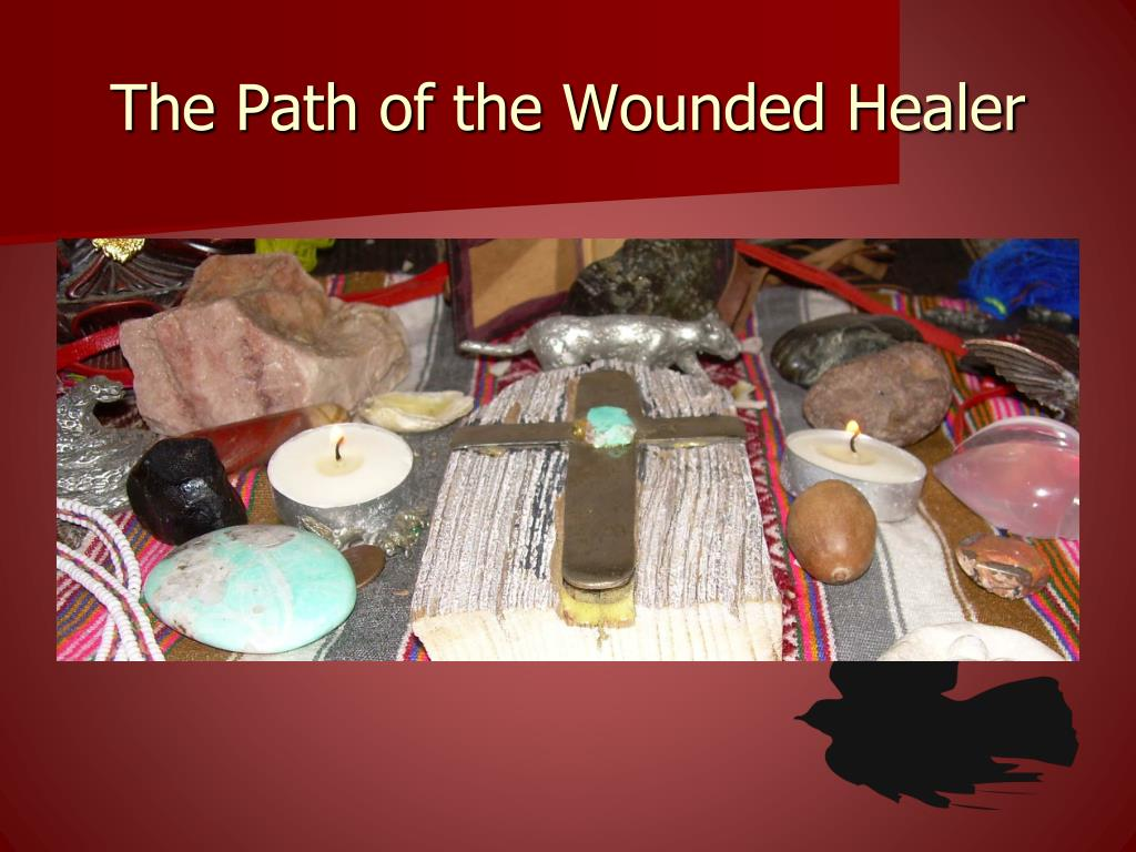 The Path of the Wounded Healer