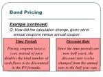 bond pricing31