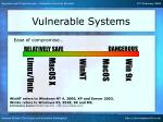 vulnerable systems44