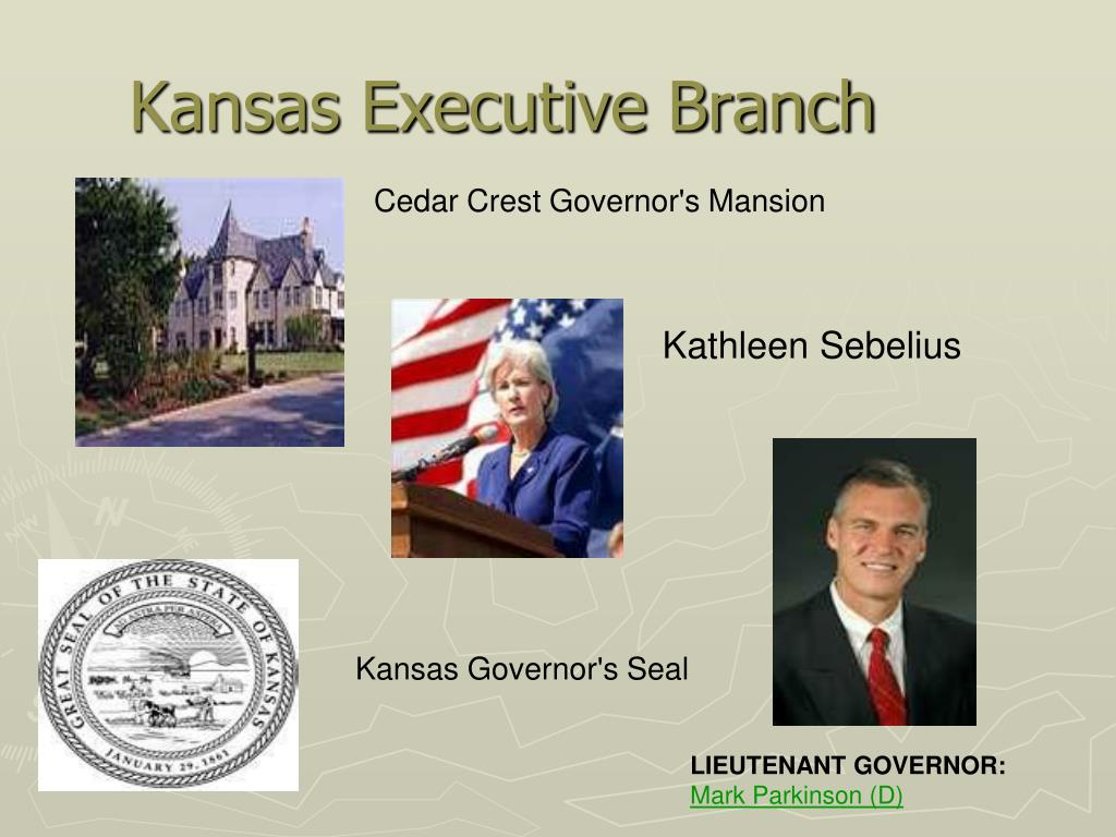 Kansas Executive Branch