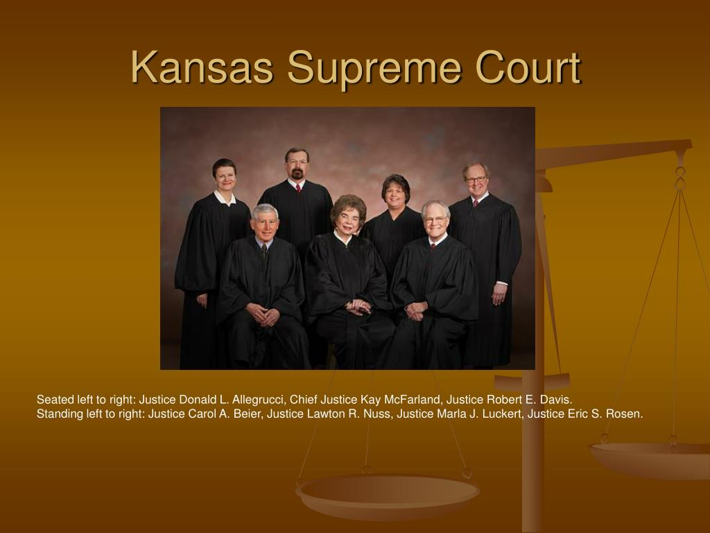 Kansas Supreme Court