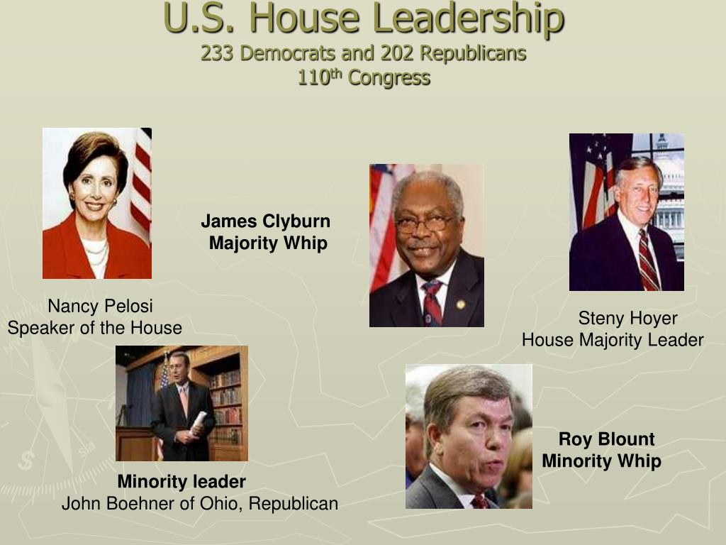 U.S. House Leadership