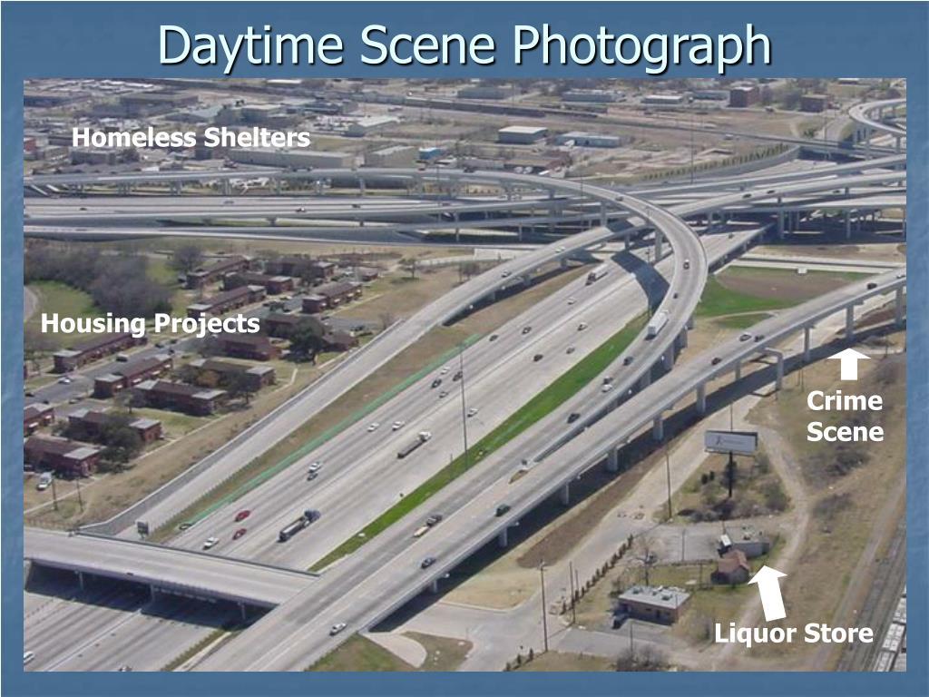 Daytime Scene Photograph